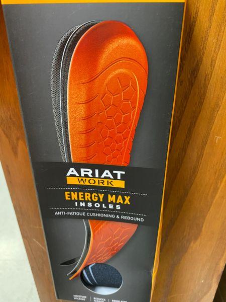 Ariat Energy Max Insoles
