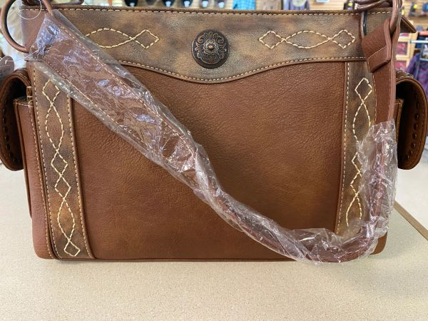 W. Brown Concealed Carry Purse