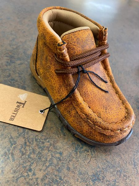 Twister Toddler Casual Moccasins