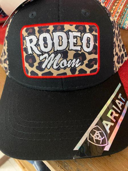 W. Ariat Rodeo Mom Cap