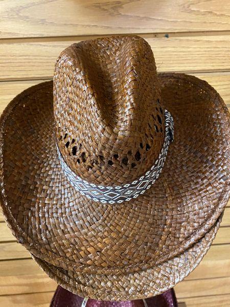 Lady's Fashion Straw Hat