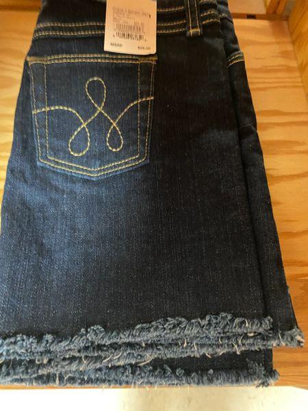 Girl's Wrangler Jean Shirt