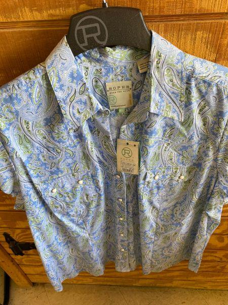 Women's Roper S/S Shirt