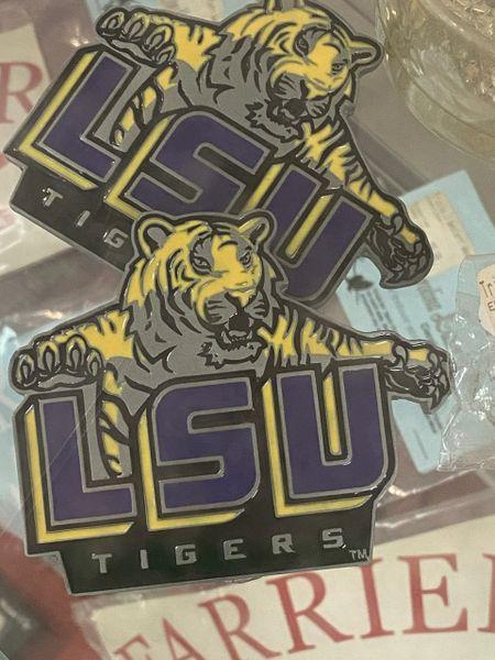 LSU Belt Buckle