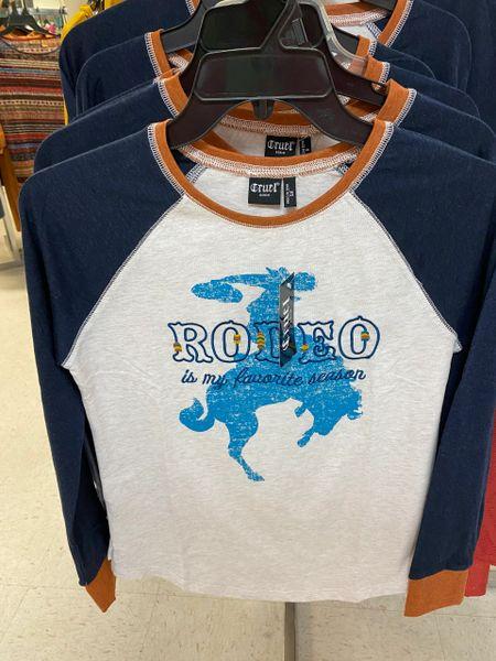Women's Rodeo Is My Favorite Season Shirt