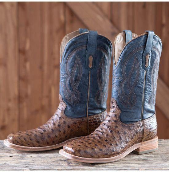 Men's Corral Ostrich Boot's