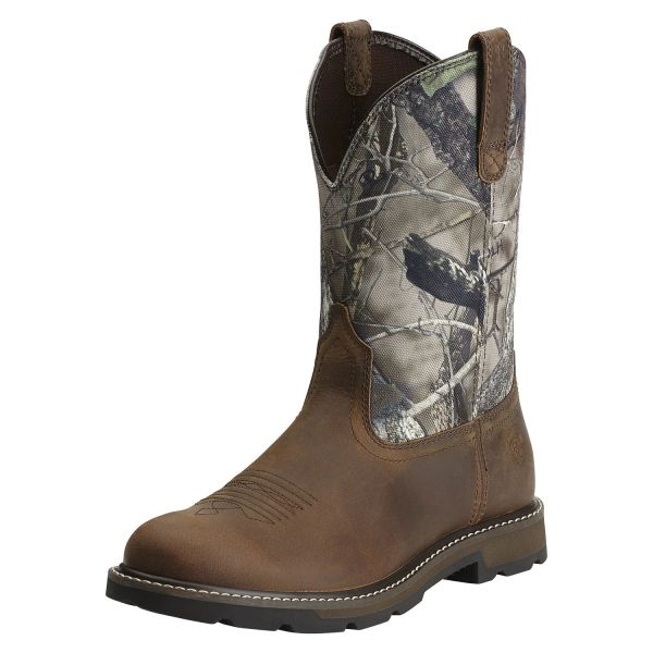 Ariat Men's Groundbreaker Pull-On