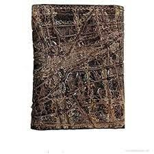 Twisted X Men's Trifold Elephant embossed distressed leather wallet