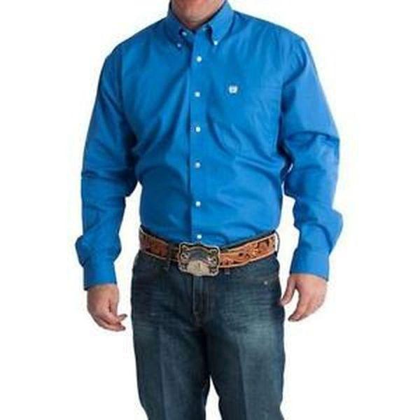 Men's Cinch long sleeve button down shirt