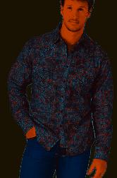 Men's Rock 47 long sleeve shirt