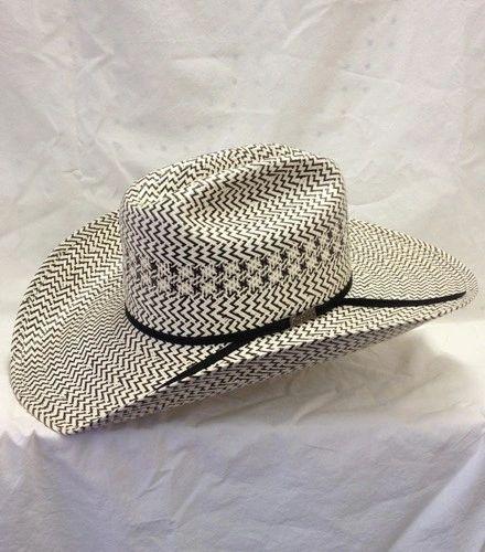 Straw Cowboy Hat by American Hat