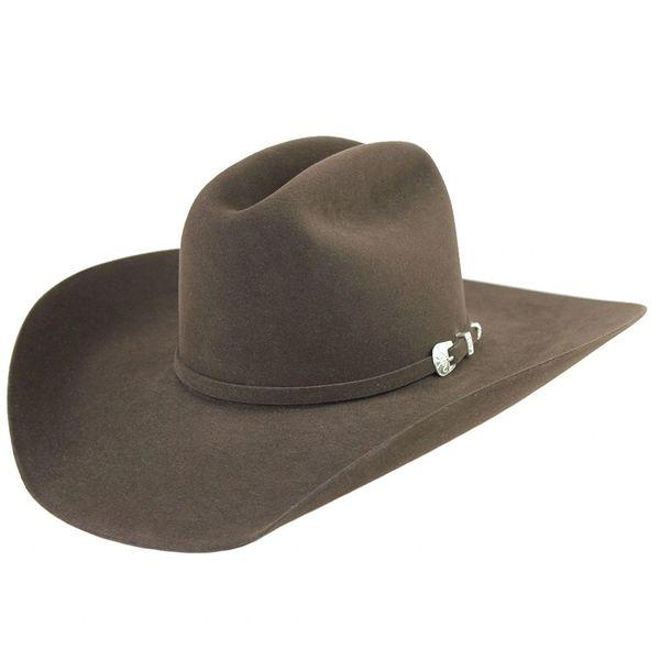 Chocolate Felt Cowboy hat by American Hat