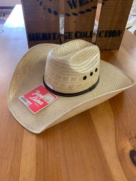 Tony Lama Straw Cowboy hat
