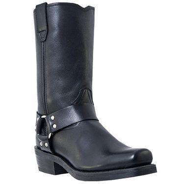 Dingo Men's Black Dean Boot