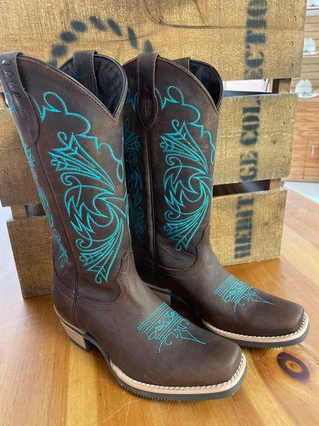 Women's Tanner Mark Square Toe Boot's