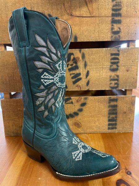 Women's Roper Cross Boot's