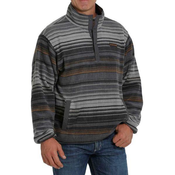 Men's Cinch Polar Fleece Pullover
