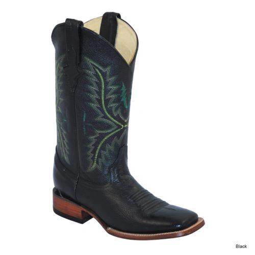 Ferrini Men's Dress Boot Cowhide/Black