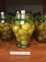 Whole Gordal Olives (20oz)