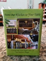 "Greg & Nichole's Cookbook ""From Our Kitchen to Your Table"""