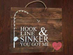 Hook Line.....