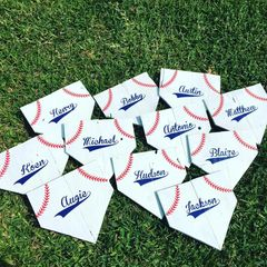 Personalized Homeplates