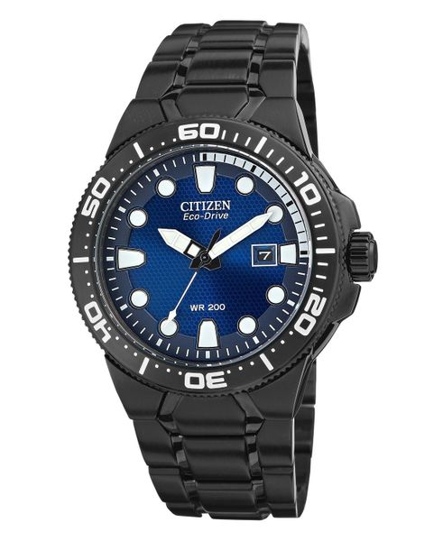 Citizen Eco-Drive Scuba Fin Dive Watch Model BN0095-59L