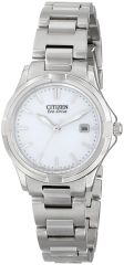 Citizen Eco-Drive Ladies Silhouette Analog Watch Model EW1960-59A