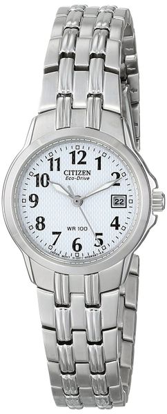 Citizen Eco-Drive Ladies Silhouette Sport Analog Watch Model EW1540-54A