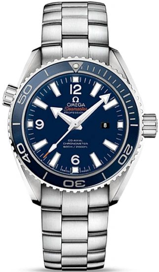 Omega Seamaster Planet Ocean Midsize Watch Model 232.90.38.20.03.001