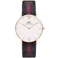 Daniel Wellington 0551DW Grace London Sandblasted Rose Gold 36mm