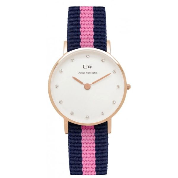 Daniel Wellington 0906DW Classy Winchester Rose Gold 26mm