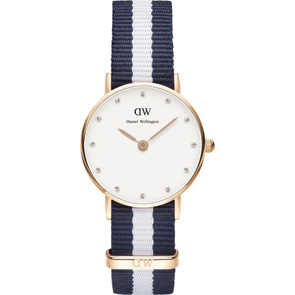 Daniel Wellington 0908DW Classy Glasgow Rose Gold 26mm