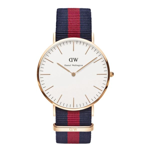 Daniel Wellington 0101DW Classic Oxford Man Rose Gold 40mm