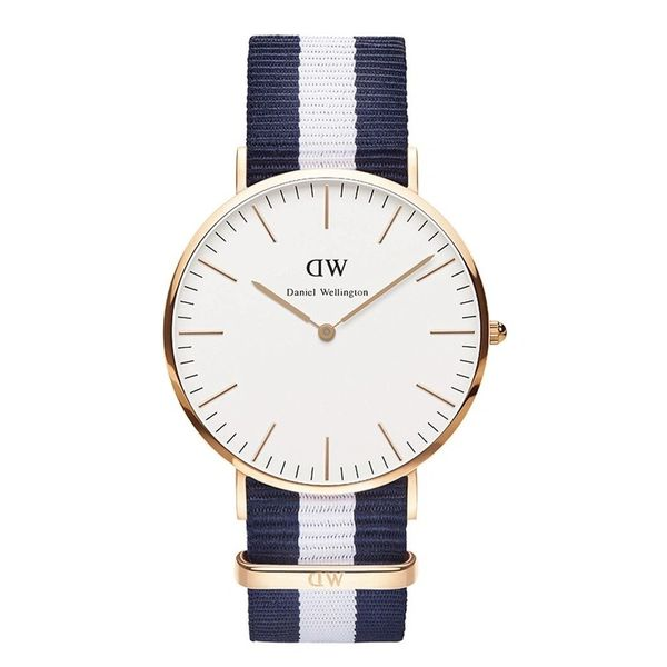 Daniel Wellington 0104DW Classic Glasgow Man Rose Gold 40mm