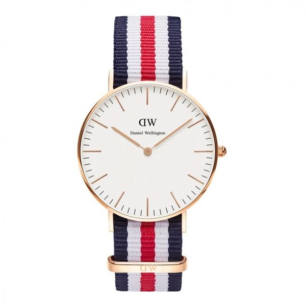 Daniel Wellington 0502DW Classic Canterbury Lady Rose Gold 36mm
