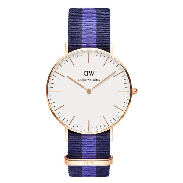 Daniel Wellington 0504DW Classic Swansea Lady Rose Gold 36mm