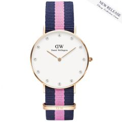 Daniel Wellington 0952DW Classy Winchester Rose Gold 34mm