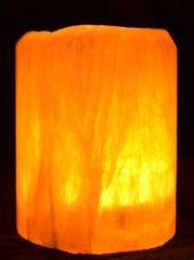 """Honeycomb Calcite Luminary 2x2-3"""""""