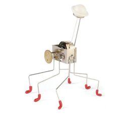 Oahaca Wind Up Robot Toy