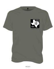 Ranch Road 12 T-shirt Smoke
