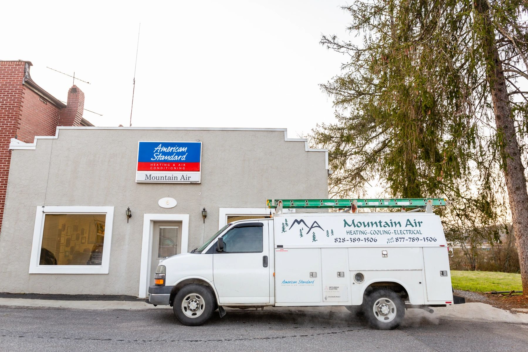 Mountain Air Hayesville Murphy HVAC Heating and Cooling Air Cond