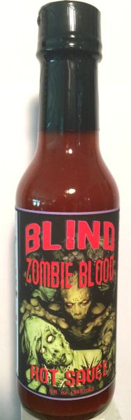 Zombie Blood Hot Sauce