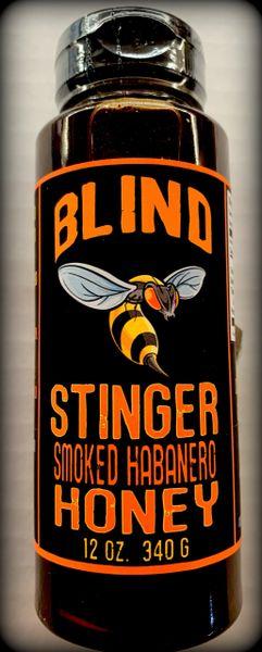 STINGER Smoked Habanero Honey