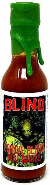 Zombie Blood Hot Sauce