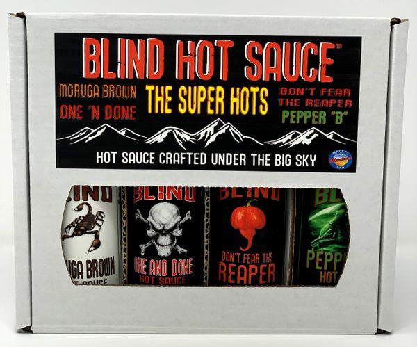 BLIND Super Hots Box Set Version #1