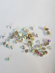 crystal ab ss10 (nail art)