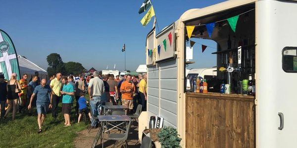 Devon Classic Scramble Mobile bar