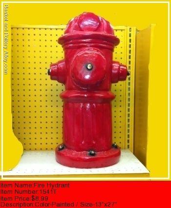 Fire Hidrant - #1541T