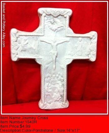 Journey Cross - #1540R